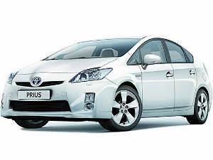 Чехлы на Toyota Prius модельный ряд