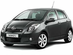 Чехлы на Toyota Yaris