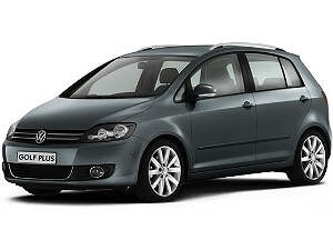 chehly Volkswagen Golf Plus