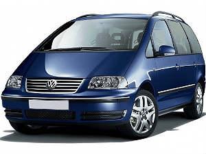 chehly Volkswagen Sharan