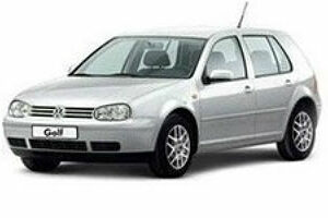 chehly volkswagen golf 4