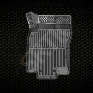 kovriki 3D Премиум Nissan Qashqai II (2014-)