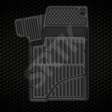 kovriki 3D STANDART Lada Niva Chevrolet